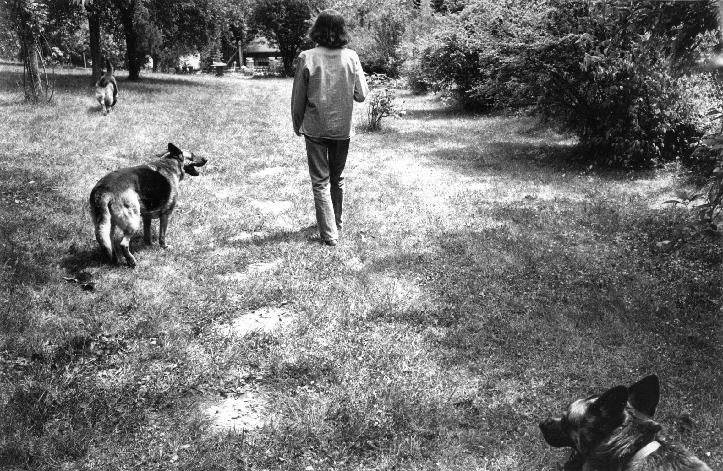 Joan-w-dogs